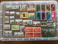 Oman stamps unchecked collection