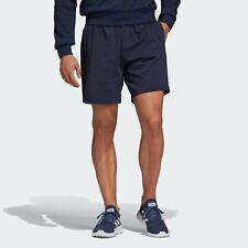 Adidas DU0417 Pantaloncino Short Bermuda Uomo Blu NUOVA COLLEZIONE