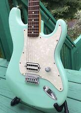 Surf Green Fender Tom DeLonge Signature Stratocaster - Super Clean Strat!