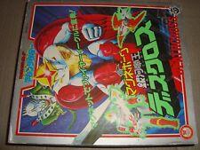 DEATH CROSS/RED FALCON TAKARA ANNI '70 (GO NAGAI/MICRONAUTS/MACHINE SAURER)