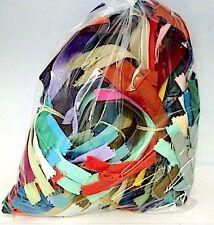 "50 Assorted Colours Nylon Closed End Autolock Zips BULK Sizes 4"" - 22"" UK SELLER"