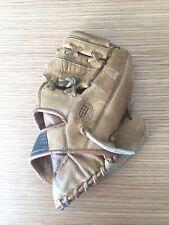 New listing Regent Genuine Cow Leather Super Scoop Pocket Baseball Glove Mit 5094 Japan Made