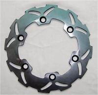Motorcycle Rear Brake Disc Rotor Fit Honda CR125R 87 92 CR250R 87 CR 500 R