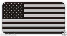 Black Ops American Flag Hard Hat Sticker / Decal Stealth MX Motorcycle Helmet