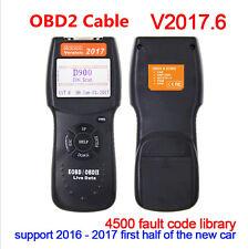 BD2 OBD II EOBD CAN Car Vehicle Diagnostic Tool Code Scanner Reader CD Driver