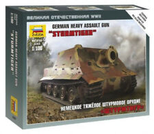 Zvezda 1/100 German Sturmtiger Heavy Assault Gun Z6205