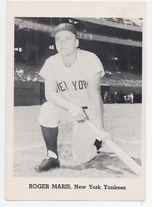 1960s 5 x 7 Printed Photo of Roger Maris of the New York Yankees
