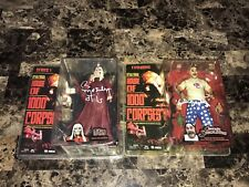 Captain Spaulding & Otis Signed Action Figure House Of 1000 Corpses 3 From Hell