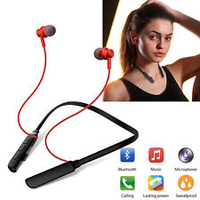 Stereo Bluetooth Headset Headphone Suppot Tf Card Music Player for Smart Phones