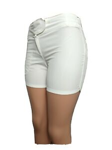 "Lole Women's X-SMALL White Camping hiking Swim Beach Shorts Inseam 5""(#d5"
