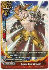 4x Anger Fist Dragon Buddyfight Promo Rare HOT MINT FREE SHIP