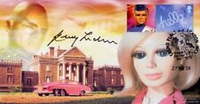 More details for thunderbirds - fab1 - signed/autographed stamp cover  by gerry anderson