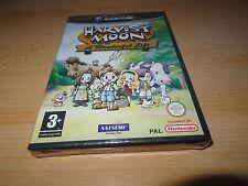 HARVEST MOON  A WONDERFUL LIFE  UK PAL NINTENDO GAMECUBE - NEW  FACTORY SEALED