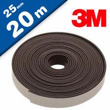 FRANKEN Magnetband schwarz selbstklebend Spender  Magnetstreifen Magnet
