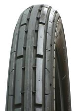 "MOTORCYCLE FRONT TYRE 250-17"" TUBE TYPE FITMENT E-MARKED HONDA C90 SIZE"