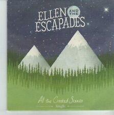 (CW180) Ellen & The Escapades, All The Crooked Scenes - 2012 DJ CD