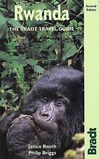 Rwanda (The Bradt Travel Guide) (Bradt Travel Guides), Booth, Janice,Briggs, Phi