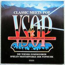 LP (s) - CLASSIC MEETS POP - VSOP 4 - Vienna Symphonic Orchestra Project