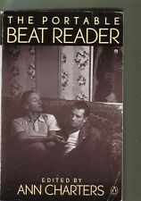 The Portable Beat Reader. Anthology of Beat Literature. See Scanned Images.