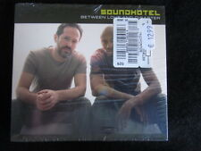 Soundhotel - Between Love And Disaster (CD) NEU&OVP!