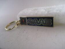 Saab logo  Key Chain  mint new  (n387)