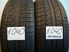 2 x Sommerreifen Pirelli SCORPION ZERO asymmetric  235/60 R18 ,103H.