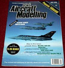 Scale Aircraft Modelling 19.5 Tornado,IL-28,CV440,Swift,AH-64 Apache