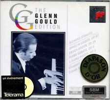 CD NEUF - Glenn GOULD Edition - R.STRAUSS - diverses oeuvres Coffret 2CD