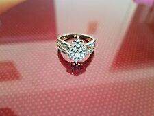 Women's Size 7 41 Diamonds .20 TCW 14k Yellow Gold Diamond Ring