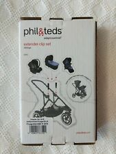 BNWT Phil & Teds Extender Clips