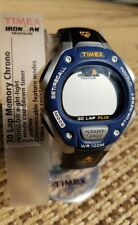 Timex IRONMAN Classic 30 Mid-Size Resin Strap Watch T5E931, NEW never used.
