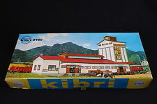 W136 KIBRI Train Ho Maquette 9460 Hangar marchandise gare diorama Lagerhaus