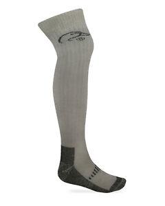 Ducks Unlimited Men's 80% Merino Wool Heavyweight Wader Socks 1 Pair Pack