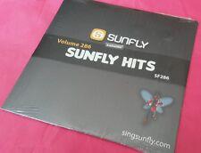 Karaoke CD + G Disco, Sunfly Hits Vol 286, ver descripción 18 pistas/Artes