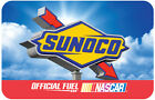 $10 / $25 / $50 Sunoco Gas Physical Gift Card - Standard 1st Class Mail Delivery