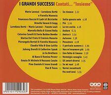 I Grandi Successi Cantanti insieme (Gianni e Marcella Bella, Di Mchele e Casale)