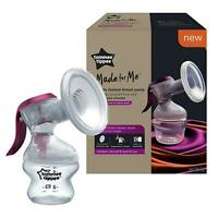 Tommee Tippee Single Manual Breast Pump, Comfortable Soft Cushioned Silicone Cup