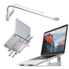 Aluminum Alloy Laptop Computer Stand Portable Notebook Ergonomic Riser Holder US