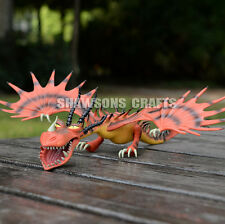 """HOW TO TRAIN YOUR DRAGON 2 TOYS 15"""" HOOKFANG MONSTROUS NIGHTMARE ACTION FIGURE"""