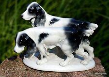 Porzellan-Tiere aus Thüringen mit Hunde-Motiv
