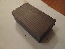 BIG Bog oak blanks(132x76x51mm) (morta,wood) from 1000-6000year/c41