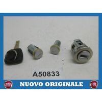Commutateur D'Allumage Cylindres Allumage Serrure | Authentique Pour Fiat 500
