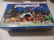 NIB!  Playmobil  Forest Animals (Woodland)    Set 3006