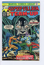 Super-Villain Team-Up #1 Marvel 1975
