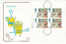 (35104) GB Cotswold FDC Christmas Natvity Windsor 1994