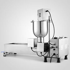 Commercial Automatic Donut Maker Donut Fryer Donut Making Machine