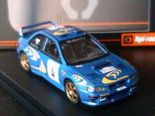 SUBARU IMPREZA WRC #4 LIATTI PONS TOUR DE CORSE 1997 HPI RACING 8596 1/43 RALLYE
