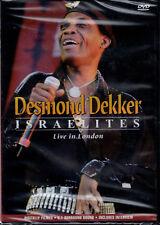 DESMOND DEKKER-ISRAELITES DVD LIVE IN LONDON SKA/