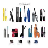 Avon Mascara Super Shock, Super Extend, AeroVolume, SpectraLash, MegaEffects