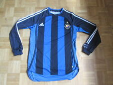 Djurgardens IF Home Shirt 2006/07 -  Adidas - Adult Small - Long Sleeve